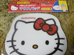 100均 オタク マウスパッド (HELLO KITTY)
