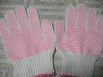 100均 オタク すべり止め付き手袋