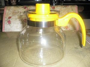 100均 耐熱ガラス ポット